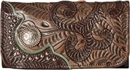 Annie's Secret Collection Trifold Wallet