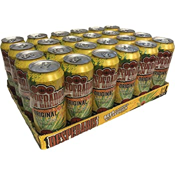 Desperados Beer With Tequila Cans 24 X 500ml Case Amazon Co Uk Beer Wine Spirits