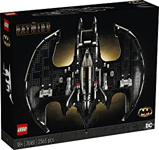مكعبات بناء باتمان باتوينج - التيميت كوليكتور سيريز 76161 من ليجو