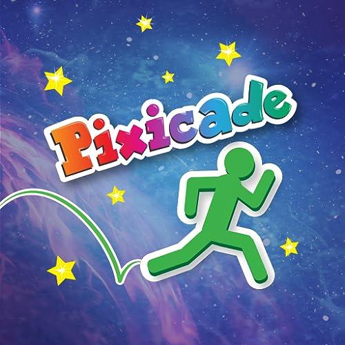 Pixicade Companion App