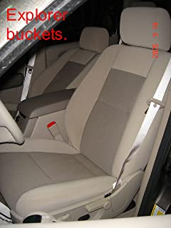 Best 2001 ford explorer seat covers Reviews