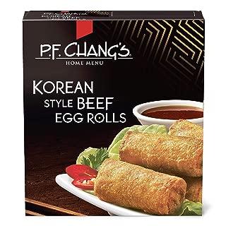 P.F. Chang's Home Menu Korean Style Beef Mini Egg Rolls, 8.8 Ounce