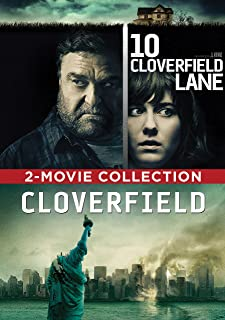 10 Cloverfield Lane / Cloverfield 2-Movie Collection