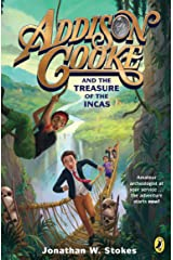 Addison Cooke and the Treasure of the Incas Kindle Edition