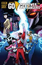 Saban's Go Go Power Rangers #20 (English Edition)