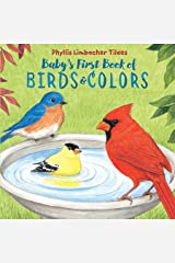 Baby's First Book of Birds & Colors Board book