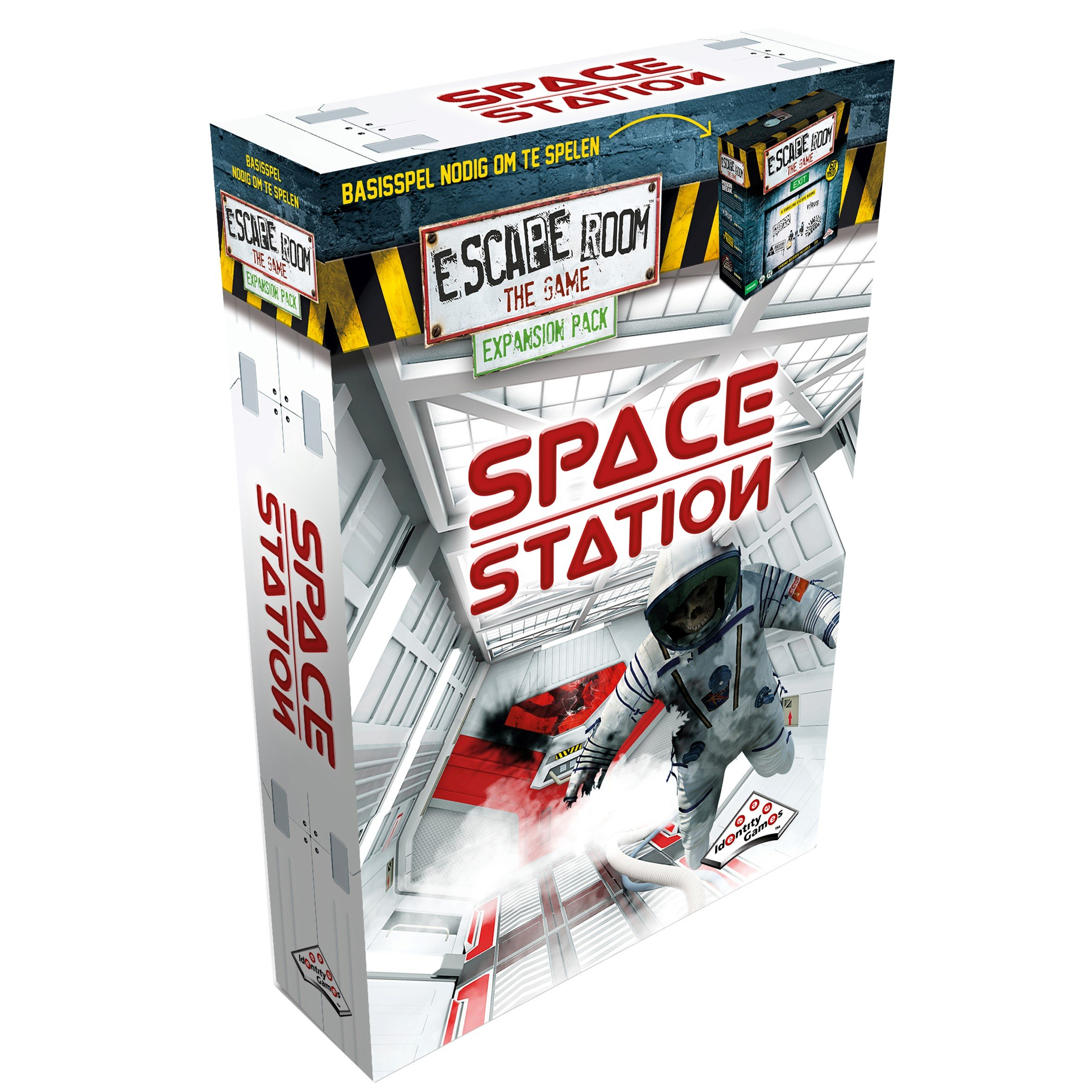 ESCAPE ROOM - THE GAME: SPACE STATION [GAME]: Escape Room: Amazon.es: Juguetes y juegos