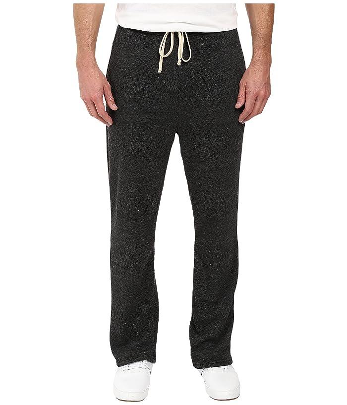 Alternative Eco Fleece The Hustle Open Bottom Sweatpants