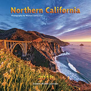 Best california calendar 2018 Reviews