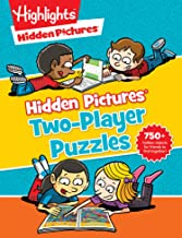 Hidden Pictures® Two-Player Puzzles (Highlights™  Hidden Pictures® Two-Player Puzzles)