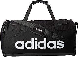 adidas Unisex-Adult Duffel, Black/White - FL3651