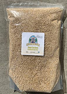 Bakery On Main, Happy Oats, Gluten-Free, Non-Gmo Happy Oats, Steel Cut, 7.5 Lb Bulk Bag