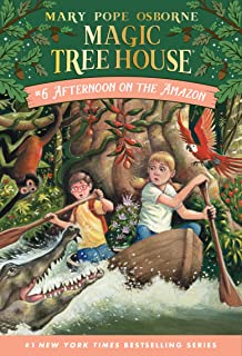 Afternoon on the Amazon (Magic Tree House Book 6) (English Edition)