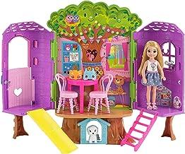 Barbie Club Chelsea Treehouse House Playset