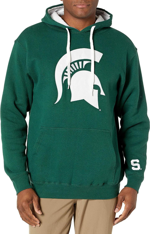 E5 Men's NCAA Mascot Hoodie