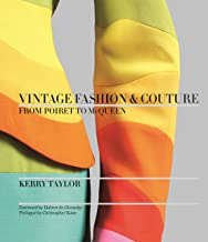 Vintage Fashion & Couture: From Poiret to McQueen (English Edition)