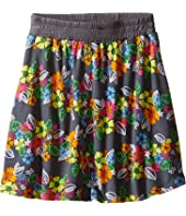 Splendid Littles - All Over Printed Voile Skirt (Big Kids)
