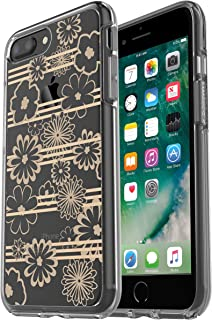 OtterBox SYMMETRY CLEAR SERIES Case for iPhone 8 Plus & iPhone 7 Plus (ONLY) - Retail Packaging - Drive Me Daisy