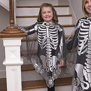 Heritage Lace Skeleton Poncho, 45