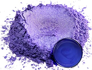 """Eye Candy Mica Powder Pigment """"Aztec Purple"""" (50g) Multipurpose DIY Arts and Crafts Additive 