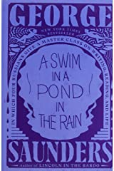A Swim in a Pond in the Rain: In Which Four Russians Give a Master Class on Writing, Reading, and Life Hardcover