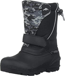 Tundra Boots Kids Quebec (Toddler/Little Big Kid)