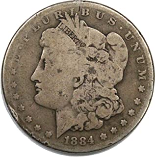 Best 1884 p morgan silver dollar Reviews