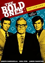 The Bold Ones: The Lawyers: The Complete Series