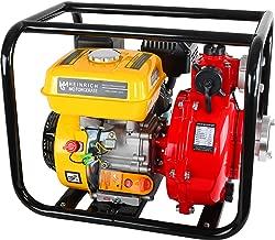 Benzin Wasserpumpe Motorpumpe 1,8 KW 12000 l Pumpe Teich Schmutzwasserpumpe NCBP