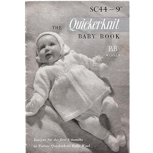 Patons Baby Knitting Patterns Amazon Co Uk