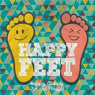 Happy Feet: Happy, Clappy, Fun & Playful