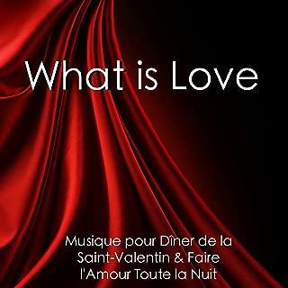 What Is Love - Musique de Piano Instrumentale pour Tous les Amoureux, Musique Relaxante Emotionnelle pour Votre Petite pour le Dîner de la Saint-Valentin & Faire l'Amour Toute la Nuit