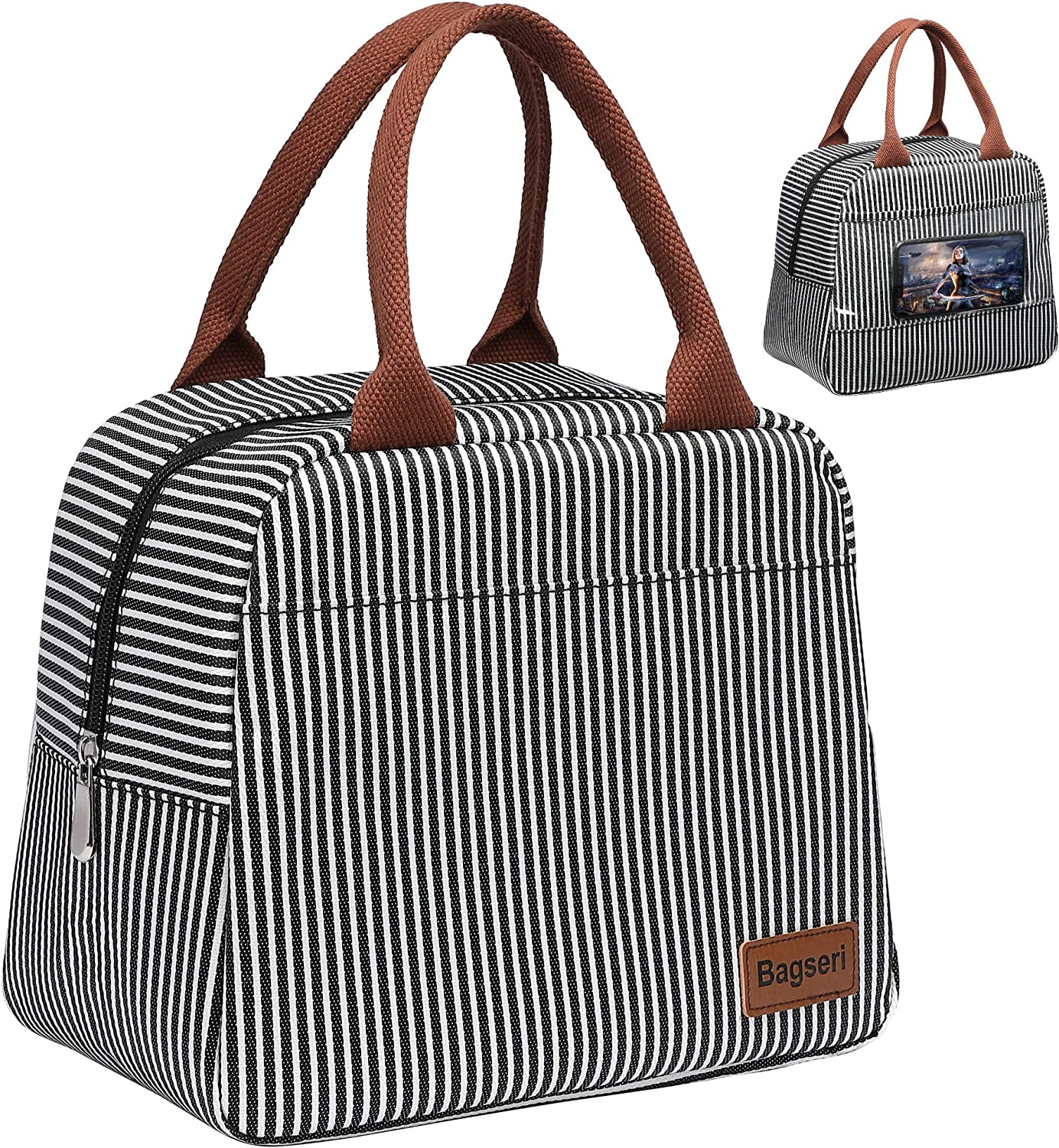 Lunch Bag Bagseri Free shipping on posting reviews Insulated Bags and Oklahoma City Mall Men with for Women