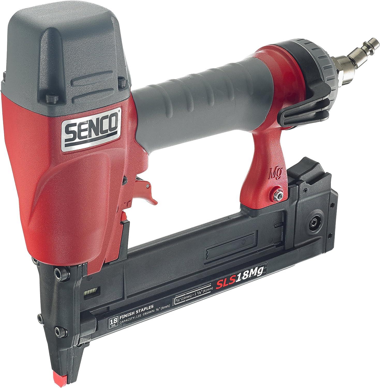 Senco SLS18 1W0002N 1 2-Inch Award Quality inspection to 18-Gauge 1-1 Stapler