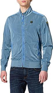 Blauer Korte jas voor heren