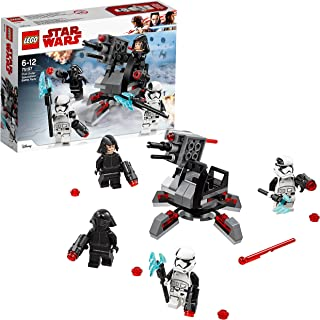 LEGO Star Wars First Order Specialists Battle Pack, Multi-Colour, 75197