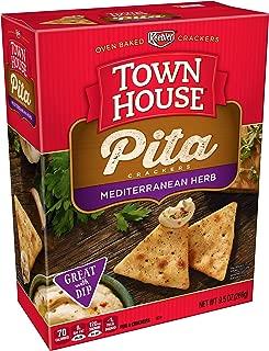 Best mediterranean herb crackers Reviews