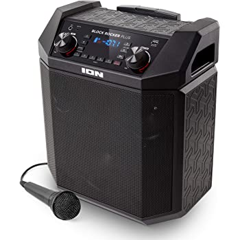 ion portable speaker not charging