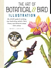 drawings of flowers and birds