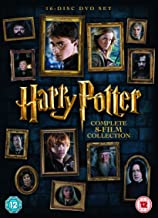 Harry Potter- Complete 8- Film Collection