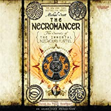 The Necromancer: The Secrets of the Immortal Nicholas Flamel, Book 4