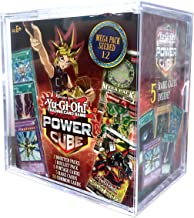 Yu-Gi-Oh! Trading Cards 728192497261 Power Cube 2- Mega Pack Seeded 1: 2 | 2 Booster Pack | All Factory Sealed Pack | 5 Ra...