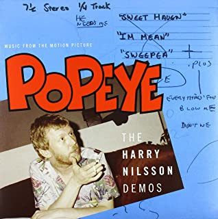 Popeye: Music From The Motion Picture + Harry Nilsson Demos