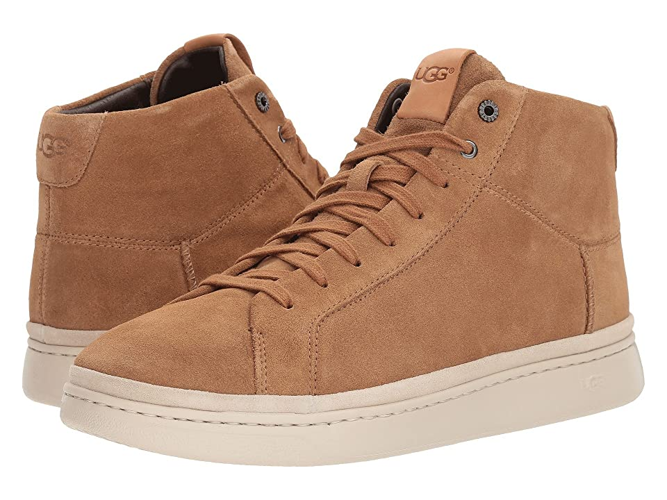 UGG Cali Sneaker High (Chestnut) Men