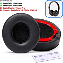 ear pads for beats solo 3