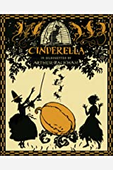 Cinderella in Silhouettes by Arthur Rackham (Illustrated) (English Edition) Format Kindle
