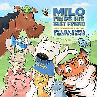 Milo Finds his Best Friend