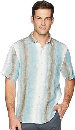 Sanchez Stripe Linen Shirt