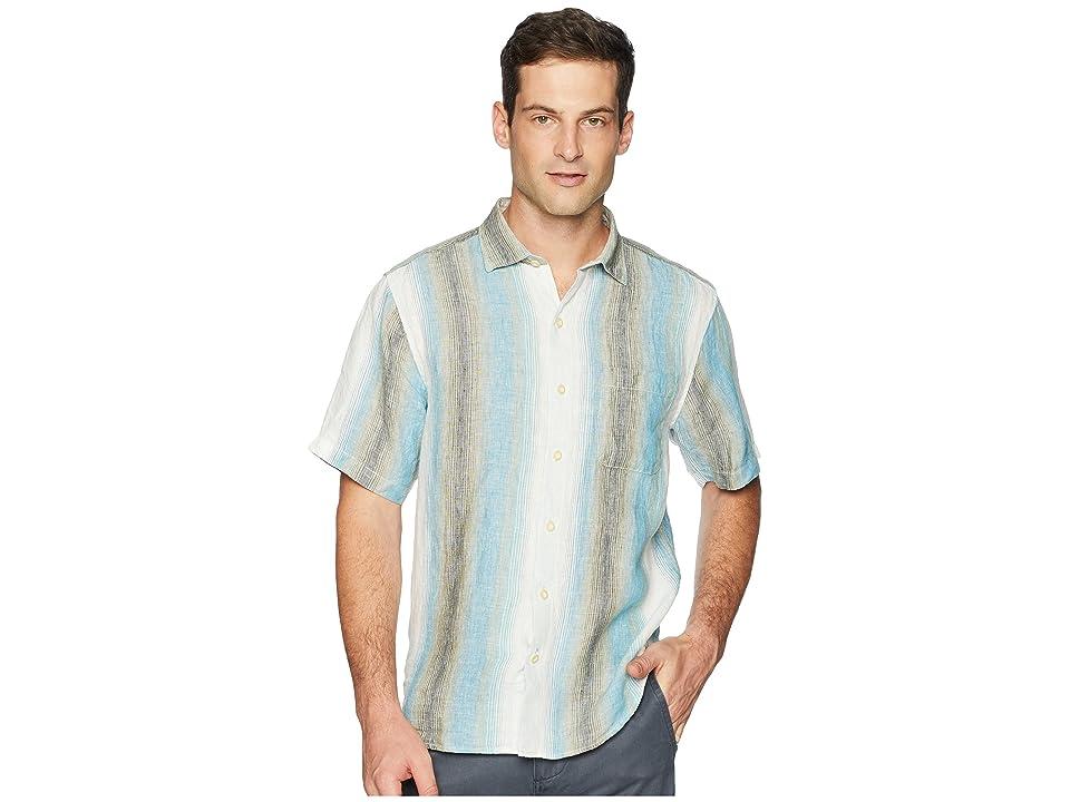 Tommy Bahama - Tommy Bahama Sanchez Stripe Linen Shirt