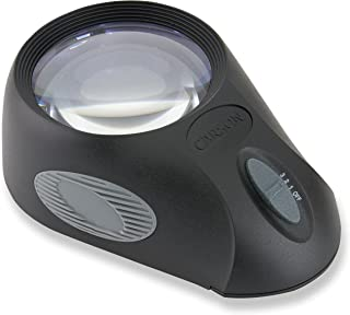 Carson LumiLoupe Ultra 5x LED Lighted Magnifier (LL-88)